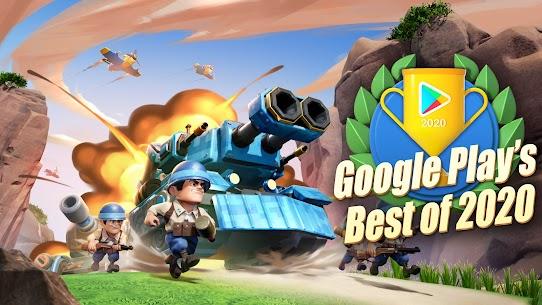 Top War  Battle Game Apk 3