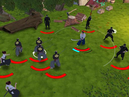 Bushido Saga - Nightmare of the Samurai apkpoly screenshots 16