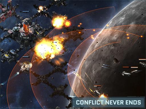 VEGA Conflict apklade screenshots 2