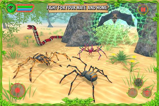 Spider Simulator: Life of Spider screenshots 7