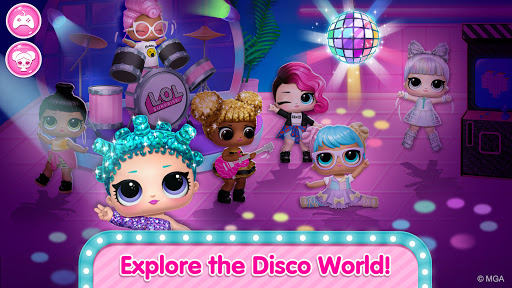 L.O.L. Surprise! Disco House u2013 Collect Cute Dolls 1.0.12 screenshots 3