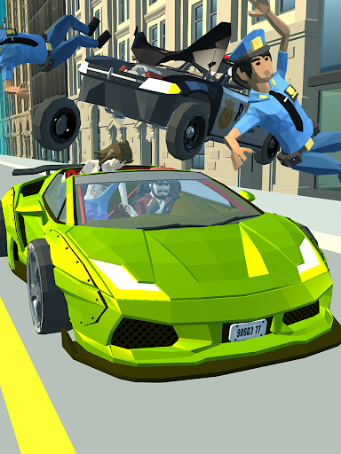 Drivengers - Drive and smash! apkpoly screenshots 12