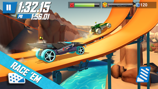 Hot Wheels: Race Off Mod Apk (Unlimited Money) 1
