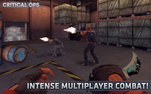 Critical Ops: Online Multiplayer FPS Shooting Game 1.22.0.f1268 screenshots 24