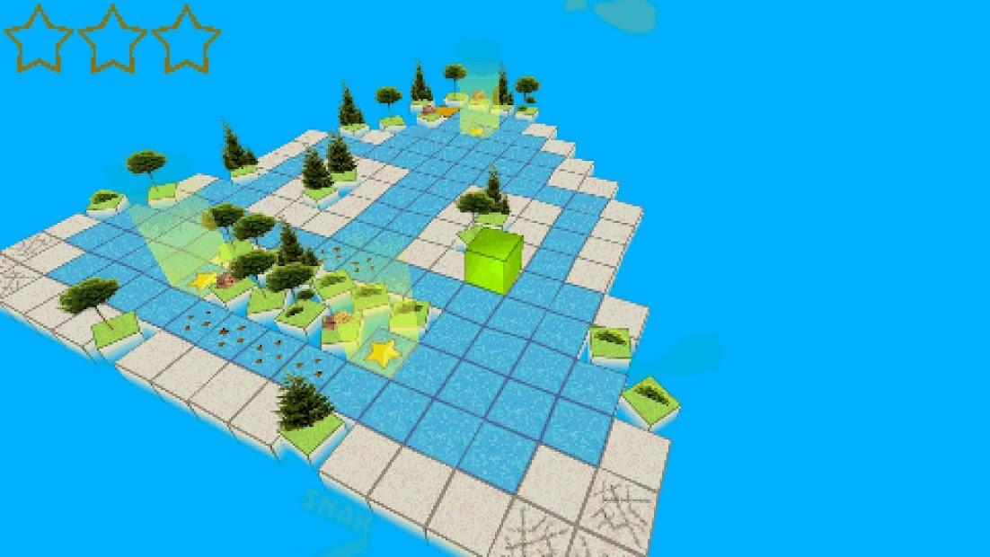 QUBIC: Turn-Based Maze Game screenshot 4