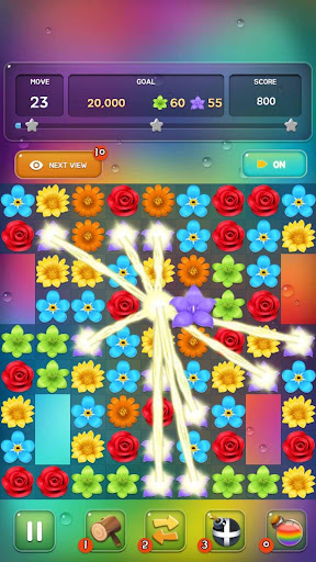 Flower Match Puzzle 1.2.2 screenshots 21