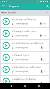 Free mp3 ringtones application 4