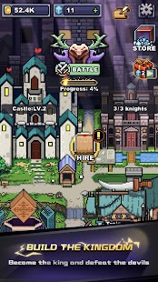 Infinite Knights - Turn-Based RPG Screenshot