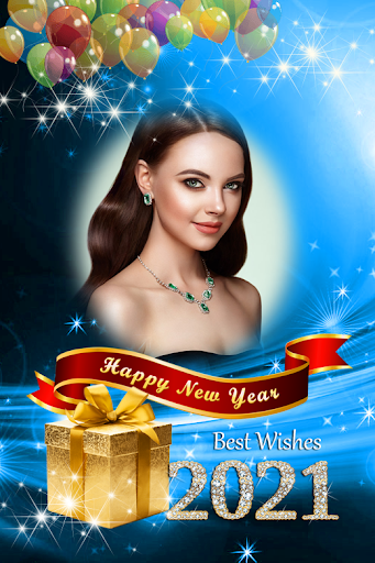 New Year 2021 Frame - New Year Greetings 2021 1.0.4 Screenshots 10
