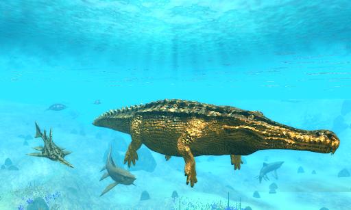 Sarcosuchus Simulator screenshots 4