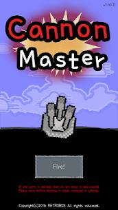 Cannon Master 1