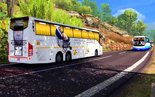 US Smart Coach Bus 3D: Free Driving Bus Games 1.0 Screenshots 6