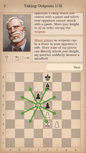 Learn Chess with Dr. Wolf  Screenshots 4