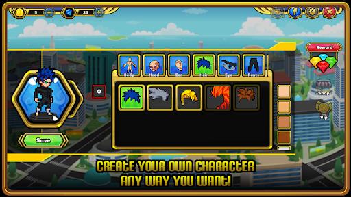 Crystalverse - Anime Fighting Online  screenshots 11