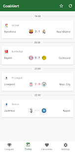 GoalAlert – Live Football Scores 5