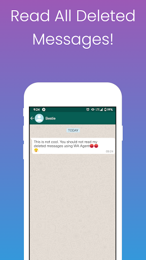 WA Helper Pro: Recover deleted messages & status ⇩ screenshot 1