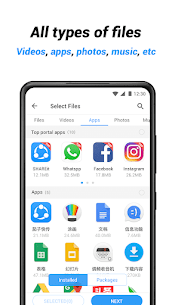 SHAREit Lite – Share & File Transfer App, Share it 4