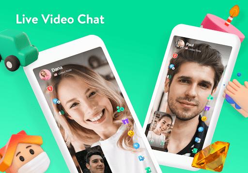Azar - Video Chat 3.86.0 Screenshots 1