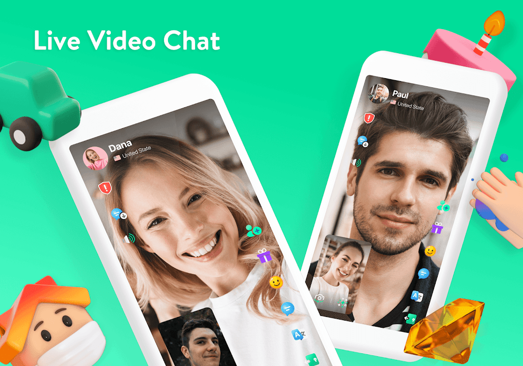 Azar - Video Chat poster 0