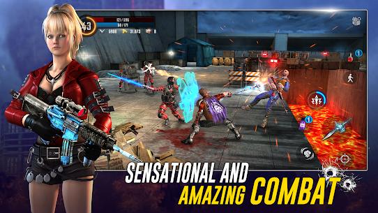 Cyber Prison 2077 MOD APK 1.3.8 (MOD MENU) Future Action Game against Virus 3