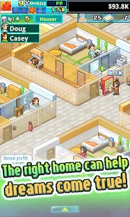 Dream House Days Mod Apk 2.2.8 (Unlimited Money/Tickets/Research Points) 3