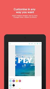 Book Cover Maker by Desygner for Wattpad & eBooks 4.4.3 Screenshots 20