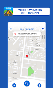 GPS, Maps Driving Directions, GPS Navigation 1.0.25 Latest MOD Updated 1