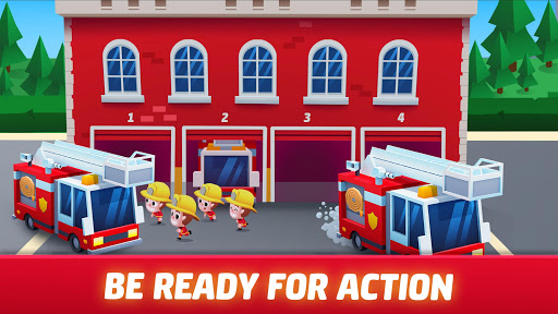 Idle Firefighter Tycoon - Fire Emergency Manager apktram screenshots 10