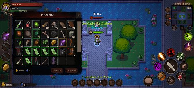 Eternal Quest: Online – MMORPG – MMO – RPG 4