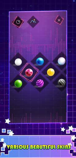 Tiles Hop Ball - Neon EDM Rush screenshots 6