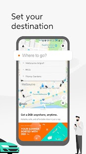 DiDi-Rider Screenshot