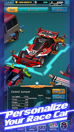 Mini Legend - Mini 4WD Simulation Racing Game 2.5.1 screenshots 4