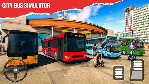 City Bus Simulator 1.0 screenshots 1
