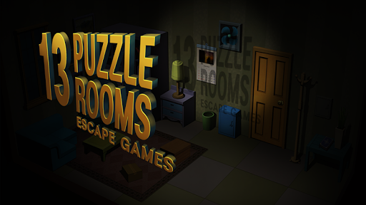 13 Puzzle Rooms: Escape game  screenshots 5