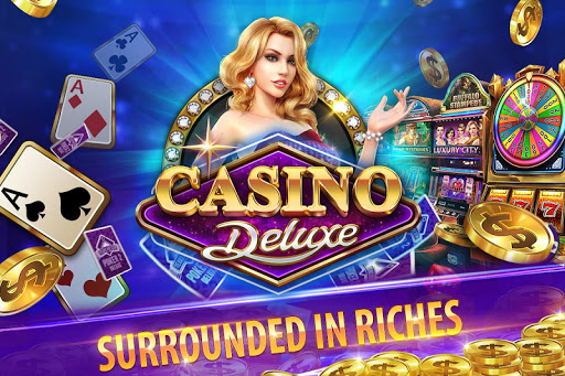 Casino Deluxe Vegas - Slots, Poker & Card Games  Screenshots 11