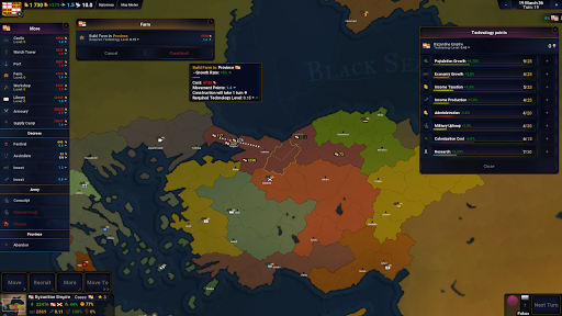 Age of History II Europe - Lite 1.05481_EU_LITE Screenshots 4