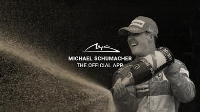 Schumacher. The Official App screenshot thumbnail