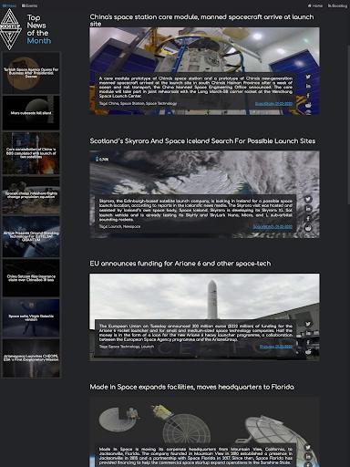 BoostUp Group - Space Tech, Newspace, News, Events  screenshots 6