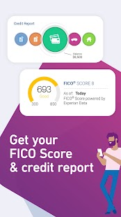 Experian - Free Credit Report & FICO® Score Screenshot