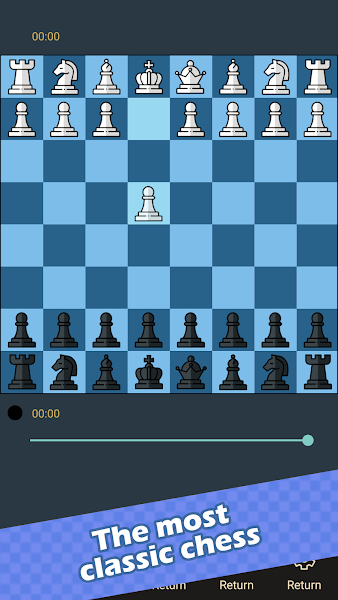 Chess Board Game - Play With Friends
