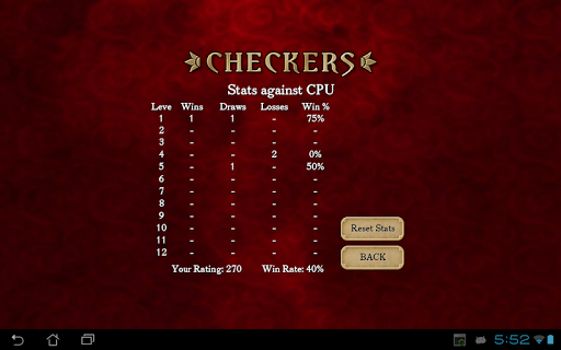 Checkers Free 2.321 screenshots 16