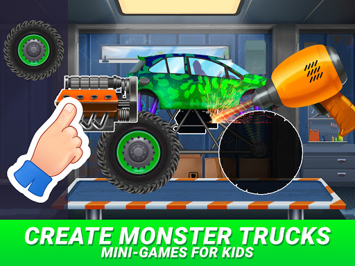 Monster Trucks: Racing Game for Kids android2mod screenshots 5