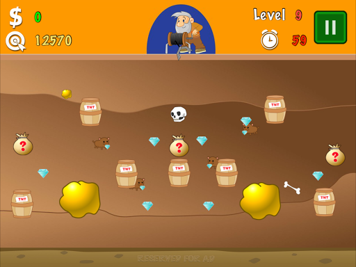 Gold Miner Classic Lite 1.1.6 screenshots 9