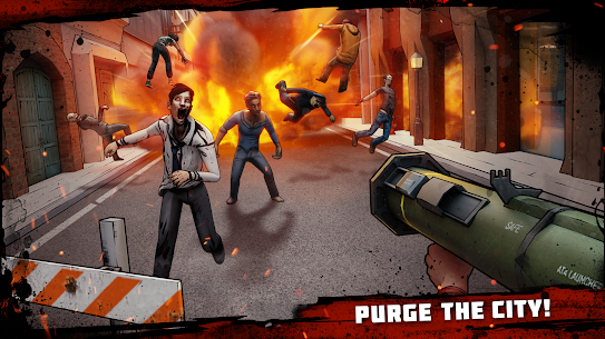 Zombie Conspiracy: Shooter MOD APK 1.670.0 (Free Purchase) 11