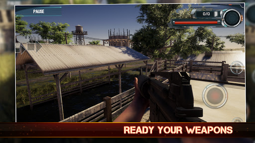 Black Commando Special Ops - FPS Offline Shooting screenshots 12