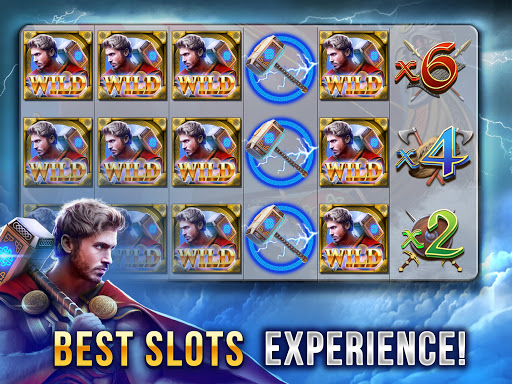 Slots - Epic Casino Games 2.8.3600 screenshots 1