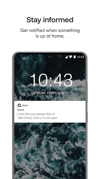 Screenshot 5 de Vivint para android
