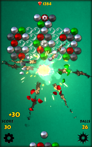 Magnet Balls PRO Free: Match-Three Physics Puzzle screenshots 17