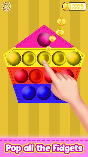 Pop It Fidget Trading 3D - Relaxing Toys Master 1.4 screenshots 1
