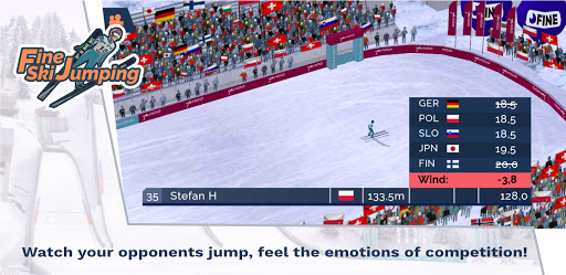 Fine Ski Jumping 0.6.8a screenshots 3
